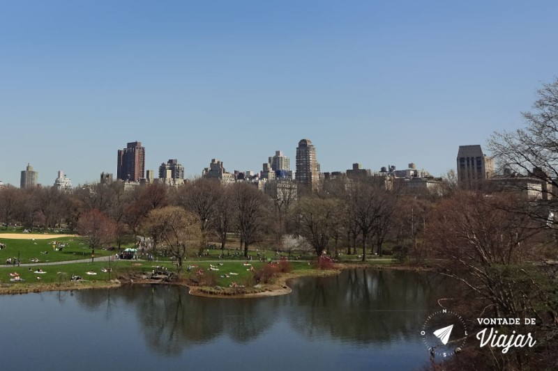 Nova York Central Park - Parque urbano