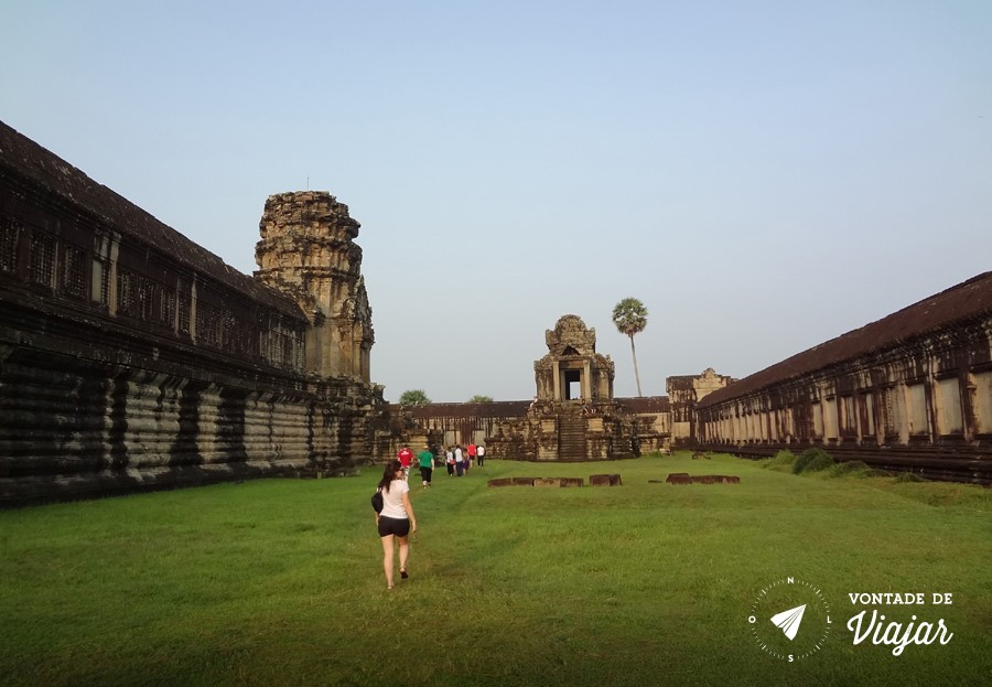 Angkor Wat - Dicas para viajar pelo Camboja