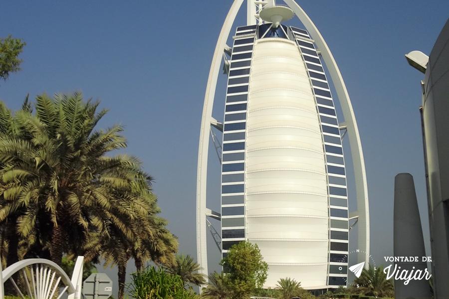 Dubai uma cidade no superlativo vontade de viajar for El arab hotel dubai