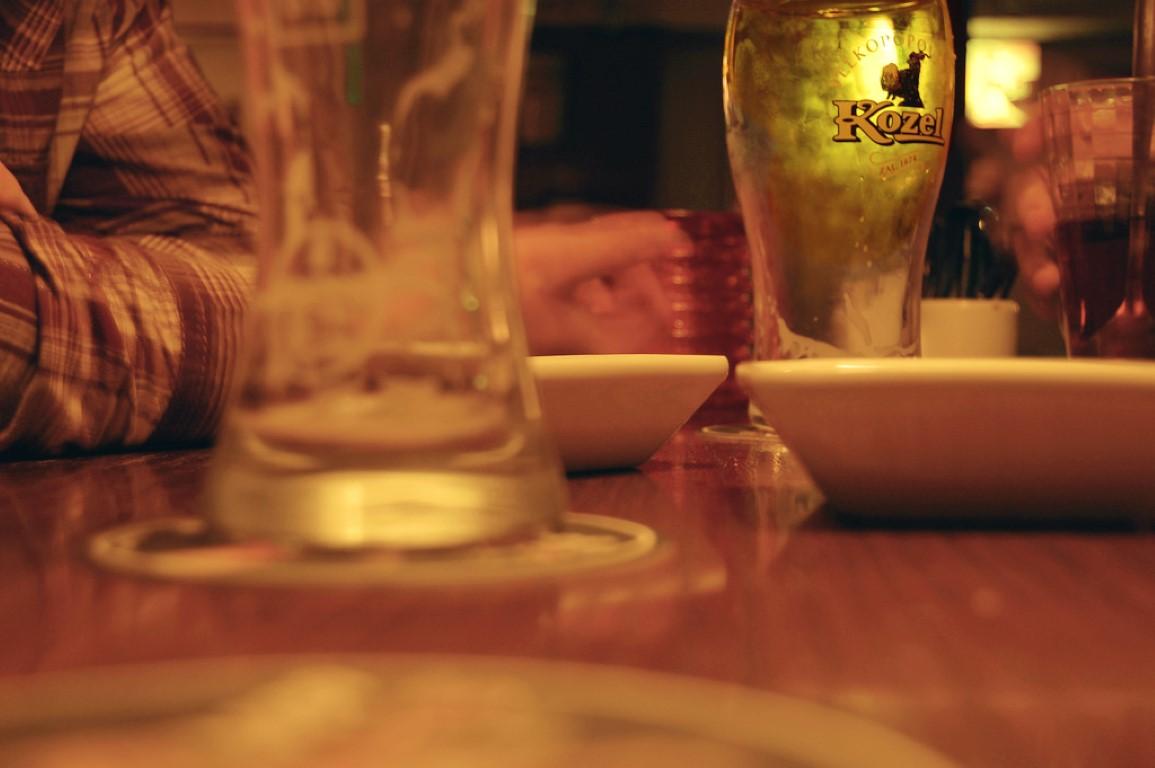 Cervejas tchecas - Kozel - foto de Eli Brody