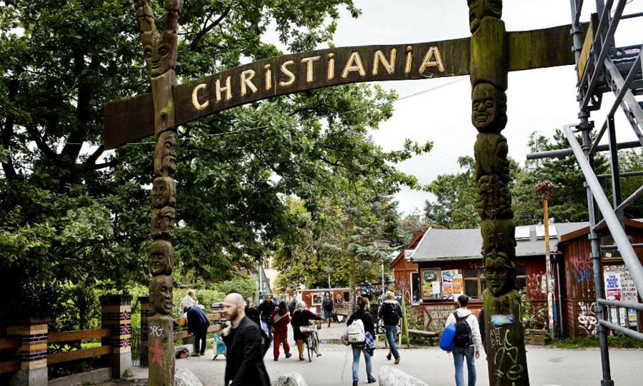 O que fazer em Copenhague - Christiania - Foto Visit Copenhagen