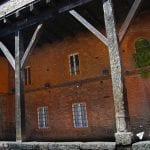 Bolonha - Portico de madeira do seculo 13