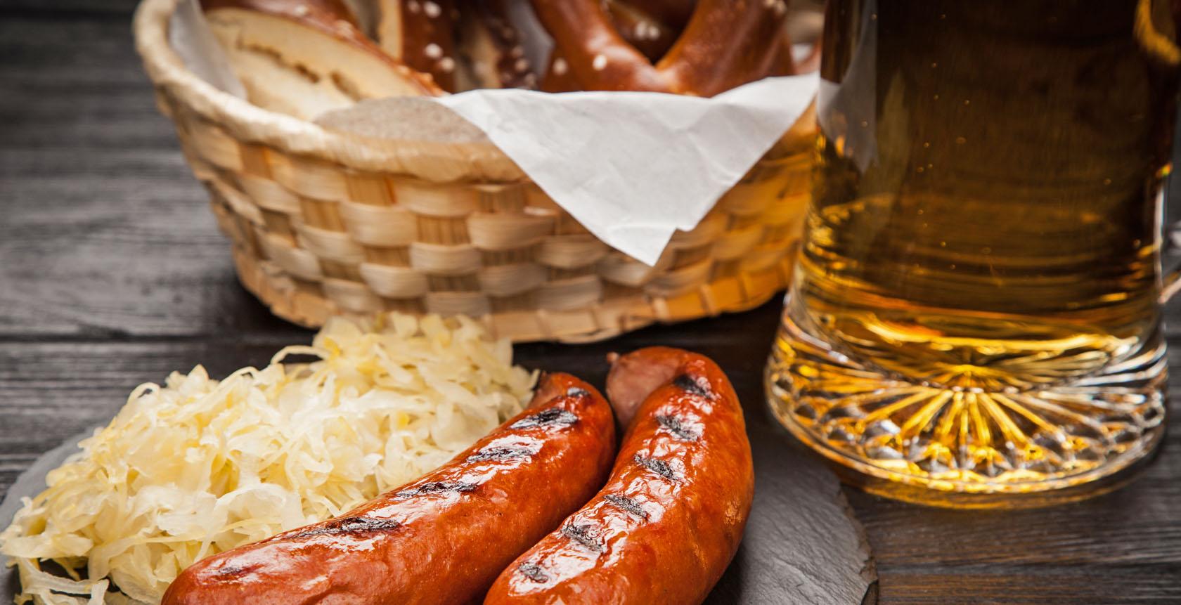 Munique - Beerhalls - pretzel cerveja alema - dicas de viagem no blog Vontade de Viajar
