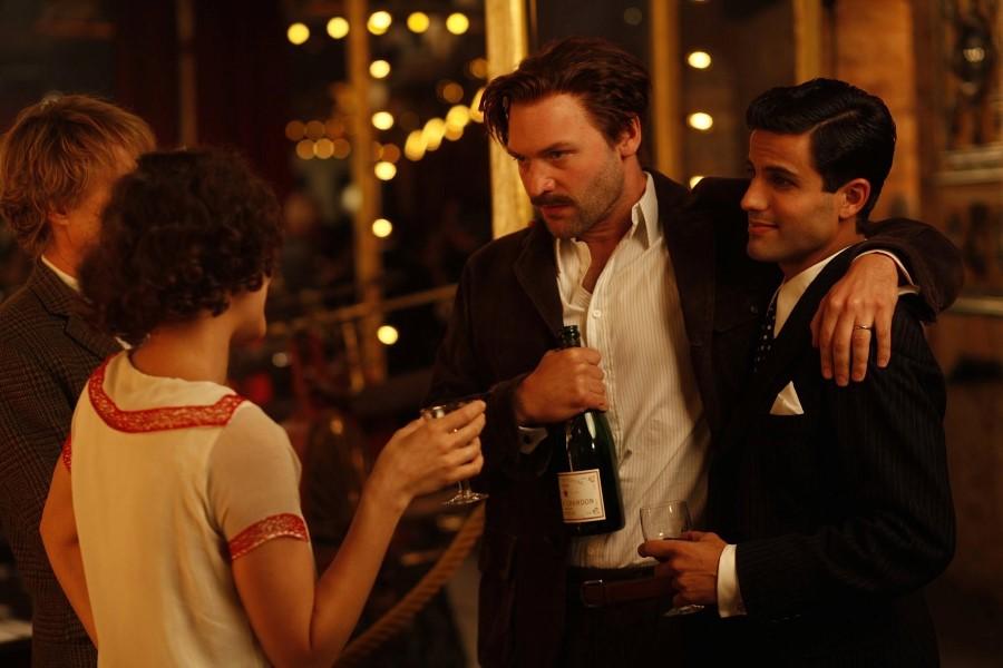 Meia noite em Paris - Bar Le Polidor com Hemingway