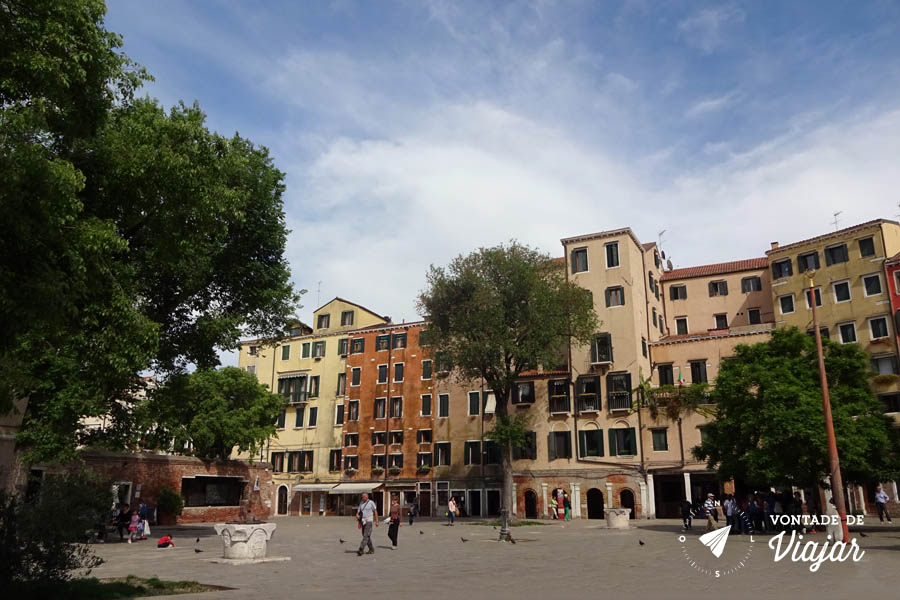 Bairro judaico de Veneza - Sinagogas secretas no Ghetto Nuovo