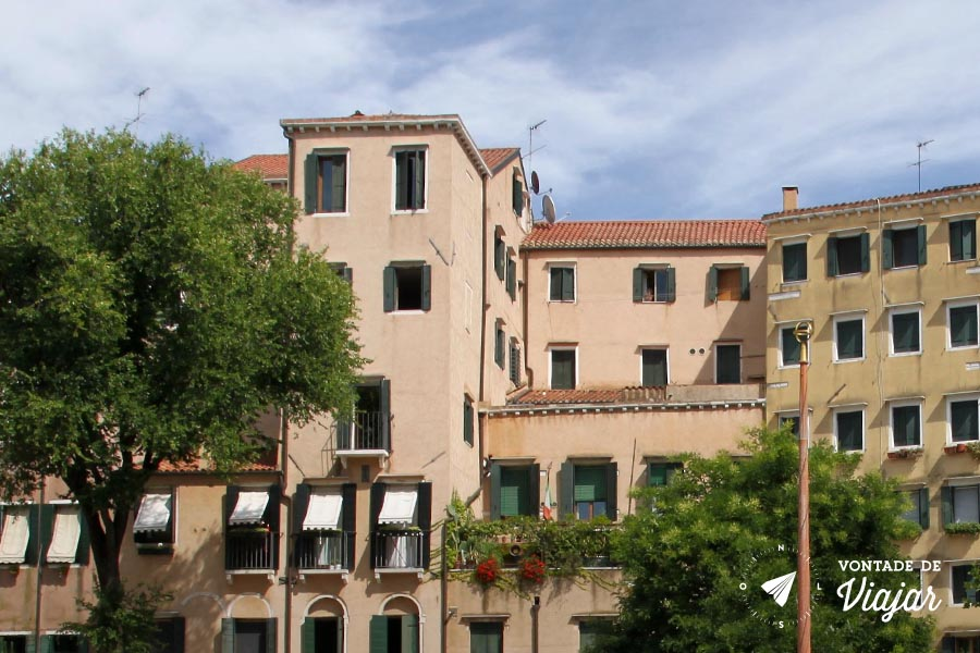 Gueto judaico de Veneza - Historia dos judeus em Veneza