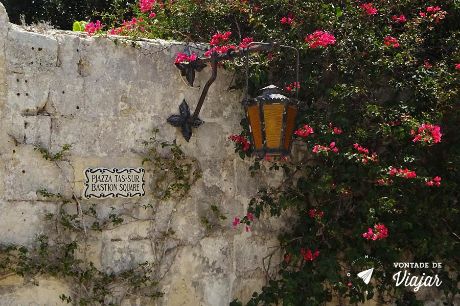 Mdina de Malta - Bastion Square Mdina