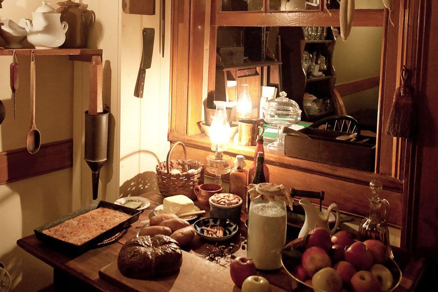 Tenement Museum - Bar do casal alemao Schneider cozinha - Foto Keiko Niwa horiz
