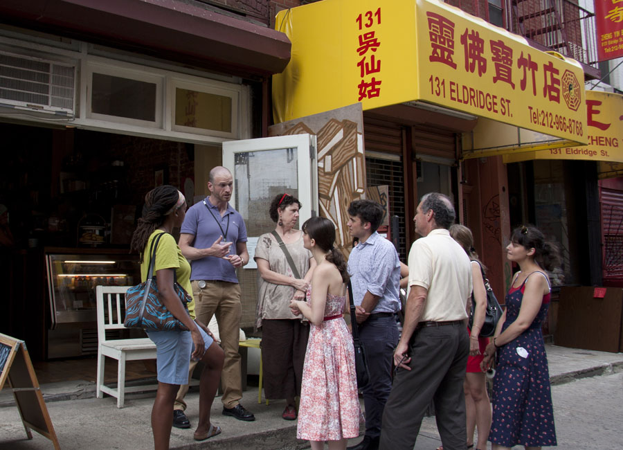 Tenement Museum - Comidas do Lower East Side