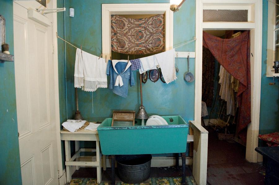 Tenement Museum - Cozinha da familia Confino - Foto Keiko Niwa