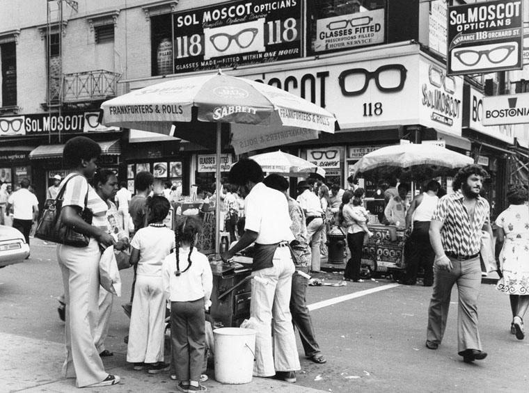 Tenement Museum - Otica Moscot Lower East Side decada de 70